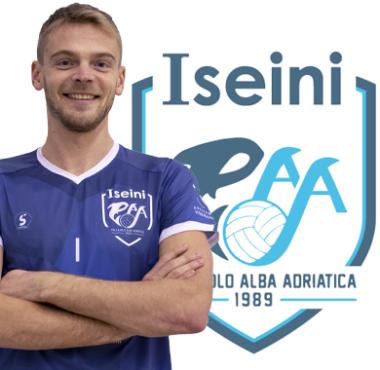 Artur Buscemi Iseini Volley Alba Adriatica