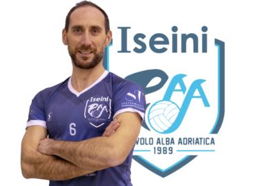 Livio Porcinari Iseini Volley Alba Adriatica