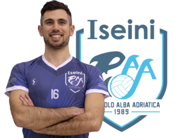 Gianmarco Pulcini Iseini Volley Alba Adriatica