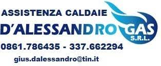 d'alessandro gas