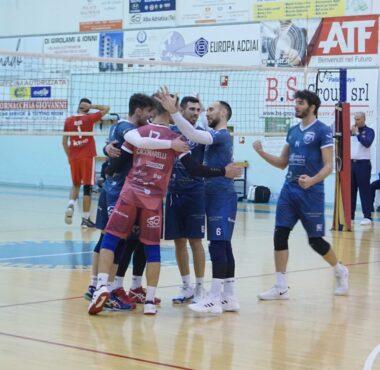 Iseini volley Alba Adriatica Bontempi Netoip Ancona