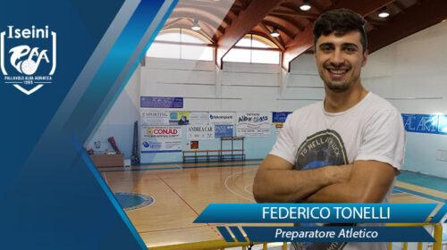 Federico Tonelli Iseini volley Alba Adriatica