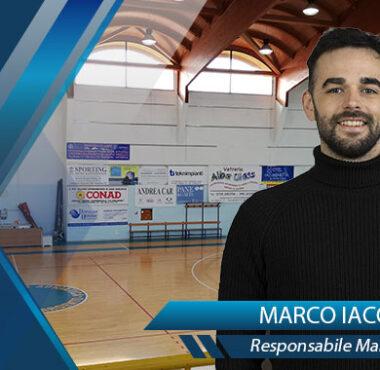 Marco Iacono Responsabile Marketing